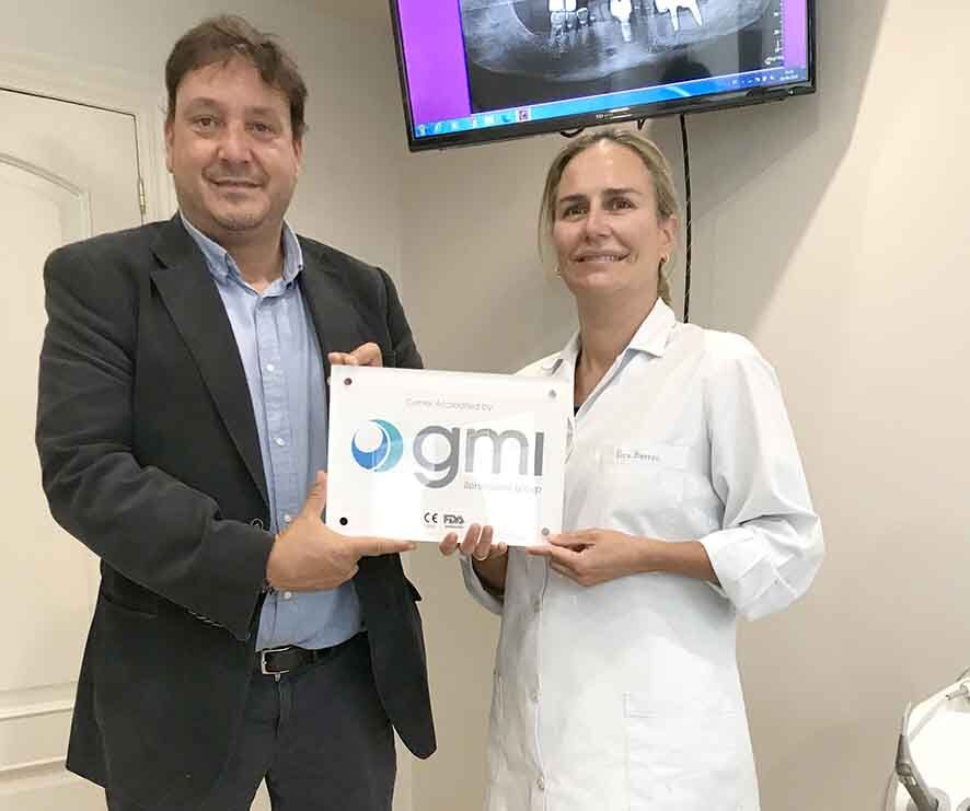 Dr. Barrio Alonso clinics, new GMI Accredited Centers