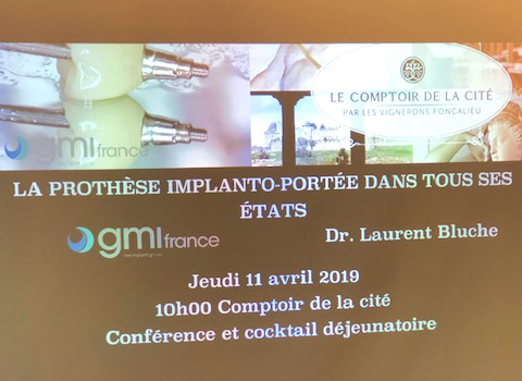 Conference of GMI France in Carcassonne