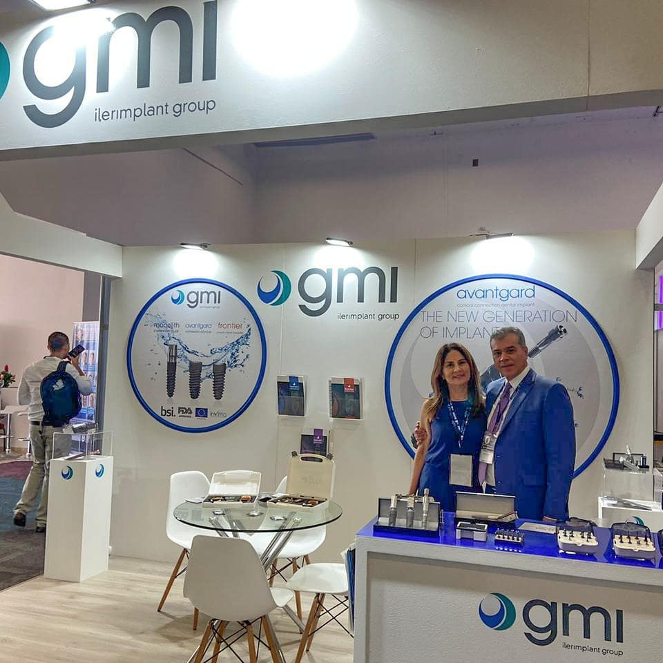 GMI Colombia in the Maxillofacial Surgery Congress-Cartagena