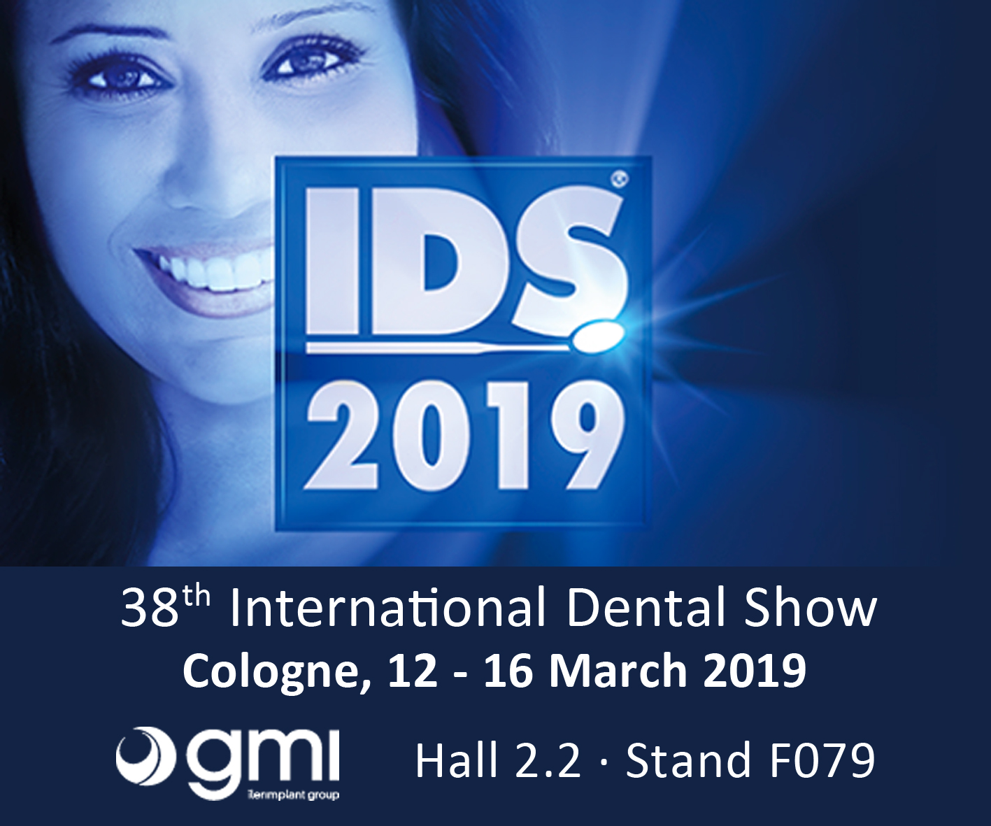 GMI will be present at IDS 2019 - Cologne