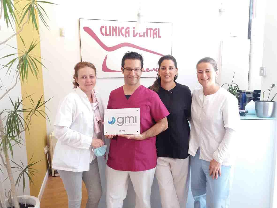 Valencia Dental Clinic, new GMI Accredited Center