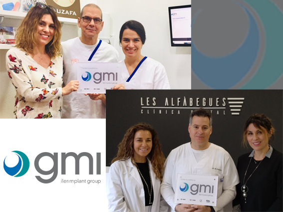 Ruzafa and Les Alfàbegues Dental Clinic new Centres Accredited by GMI