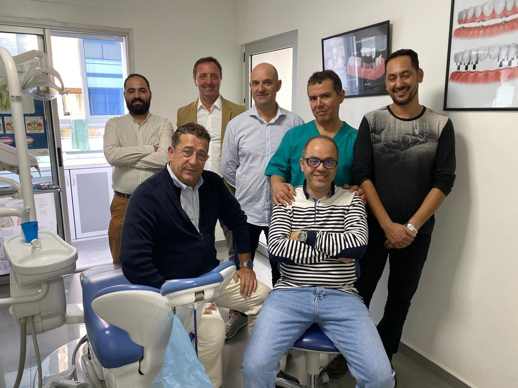 3di Dental and GMI providing digital solutions in Tanger-Morocco