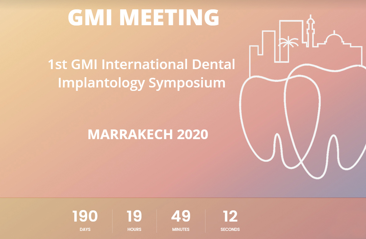 """The future is Today"". 1st GMI International Dental Implantology Symposium"