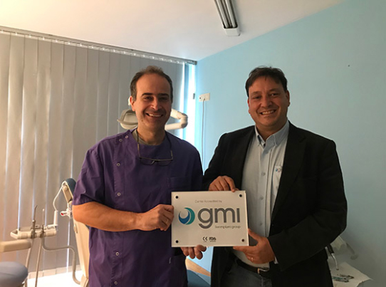 Trueba Dental Clinics new GMI Accredited Centers