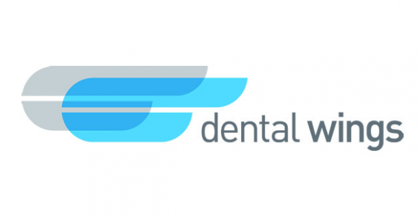 Logo dental wings